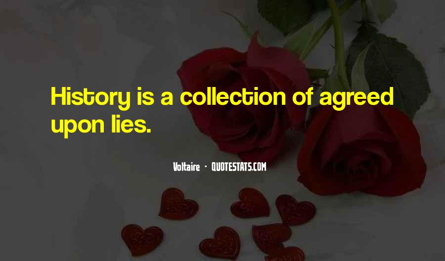 History Is Lies Quotes #537482
