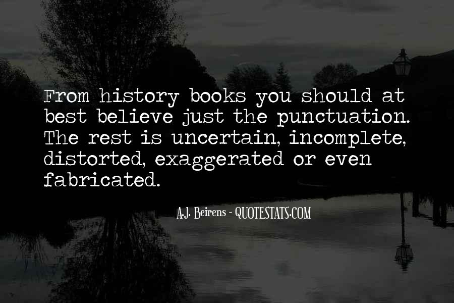 History Is Lies Quotes #549721