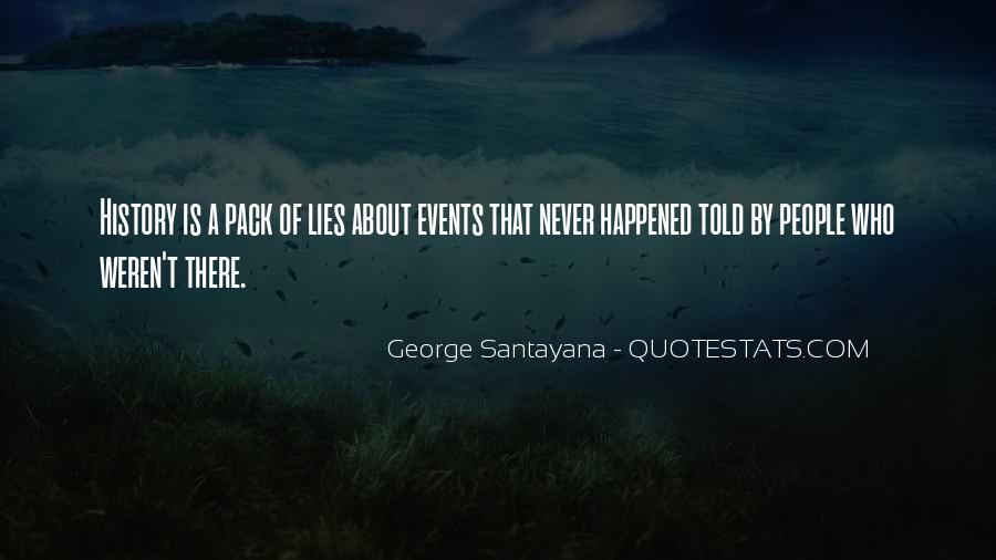 History Is Lies Quotes #602633