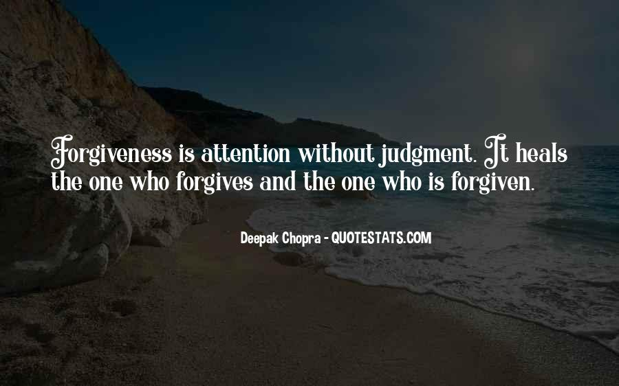 Quotes About Forgives #808225