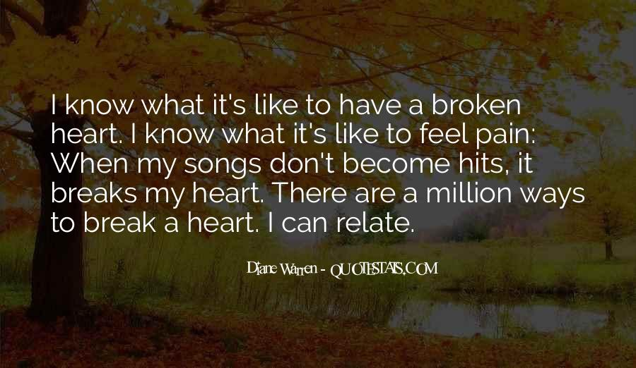 Hits The Heart Quotes #1550631