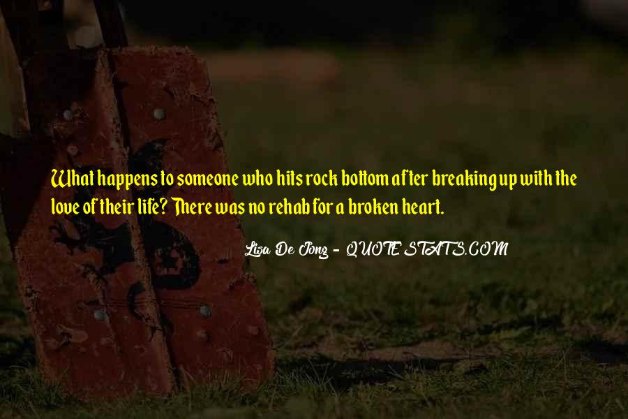 Hits The Heart Quotes #975188