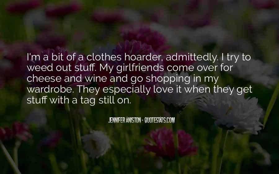 Hoarder Quotes #1079098