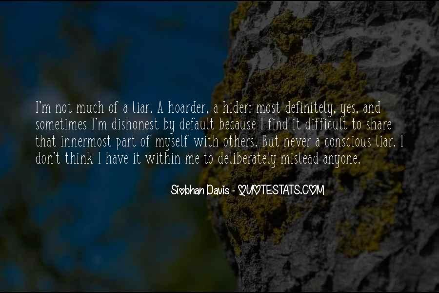 Hoarder Quotes #1402860