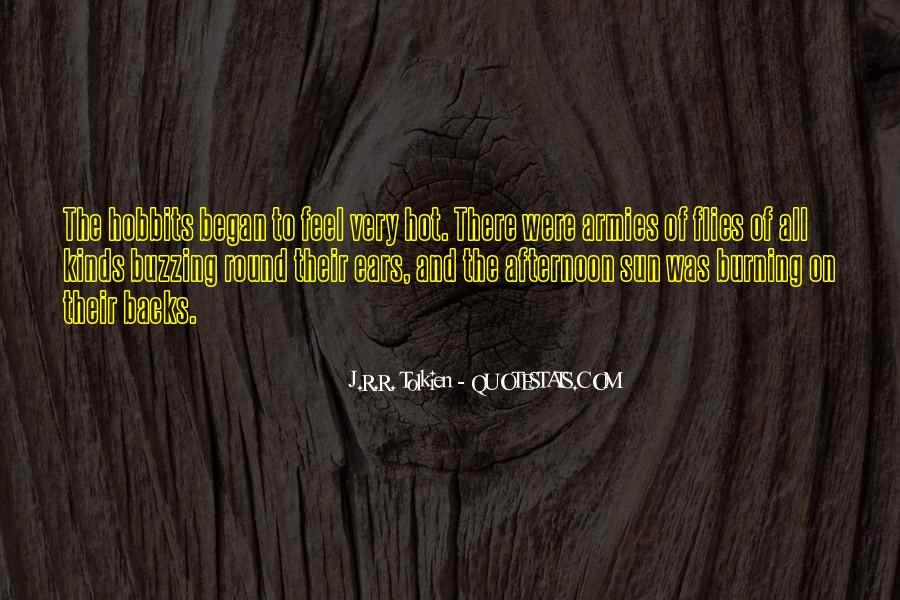 Hobbits 3 Quotes #271072