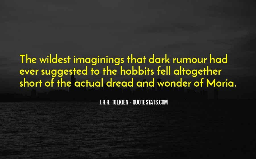 Hobbits 3 Quotes #573760