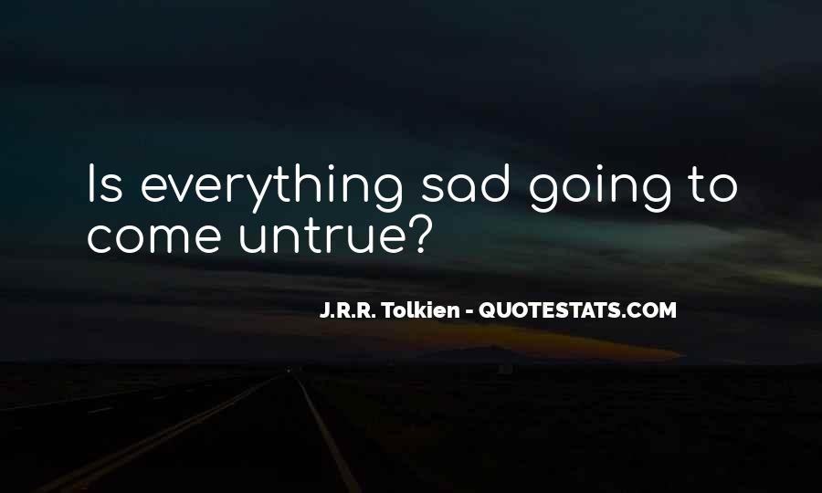 Hobbits 3 Quotes #749033