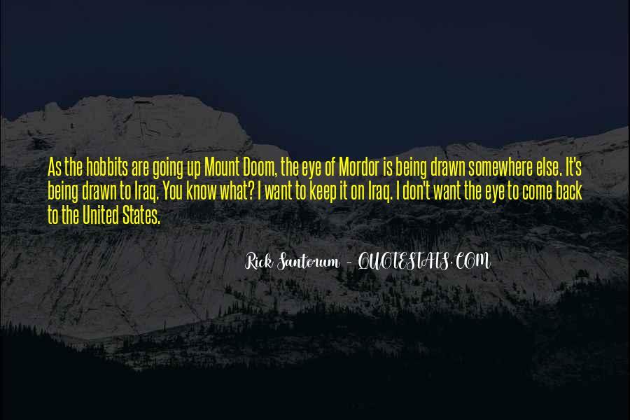 Hobbits 3 Quotes #79470