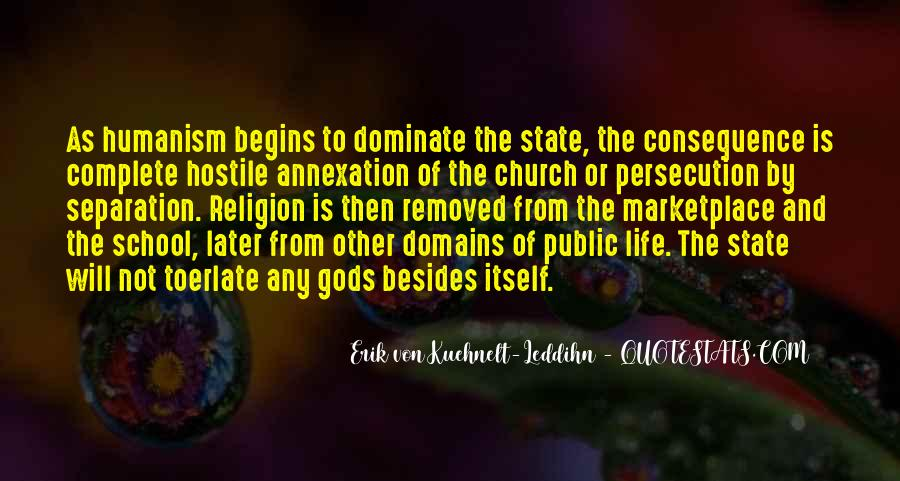 Quotes About The Church And State #110460