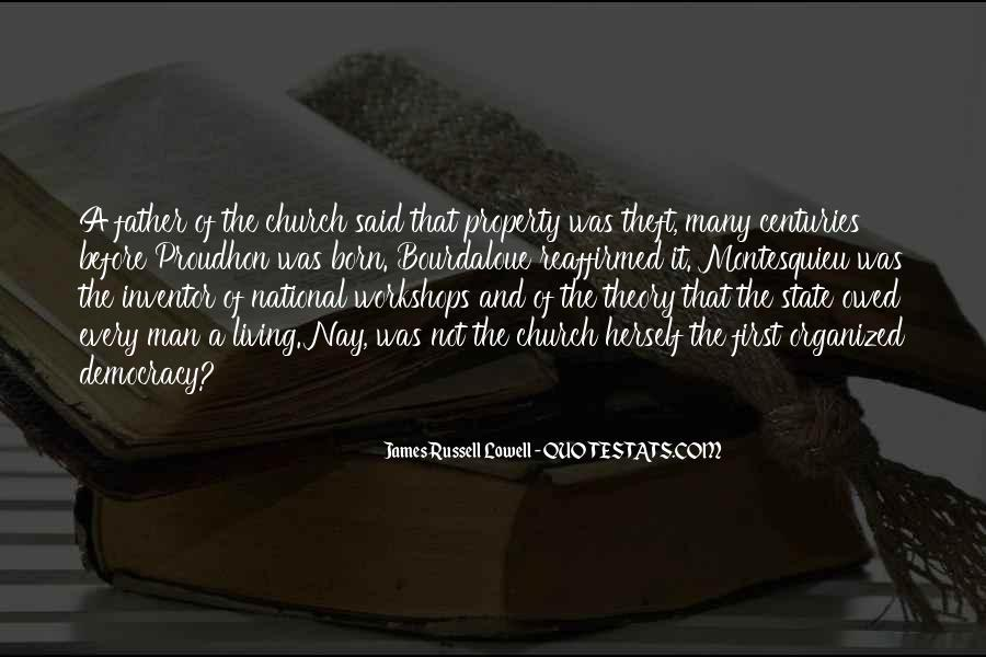 Quotes About The Church And State #137177