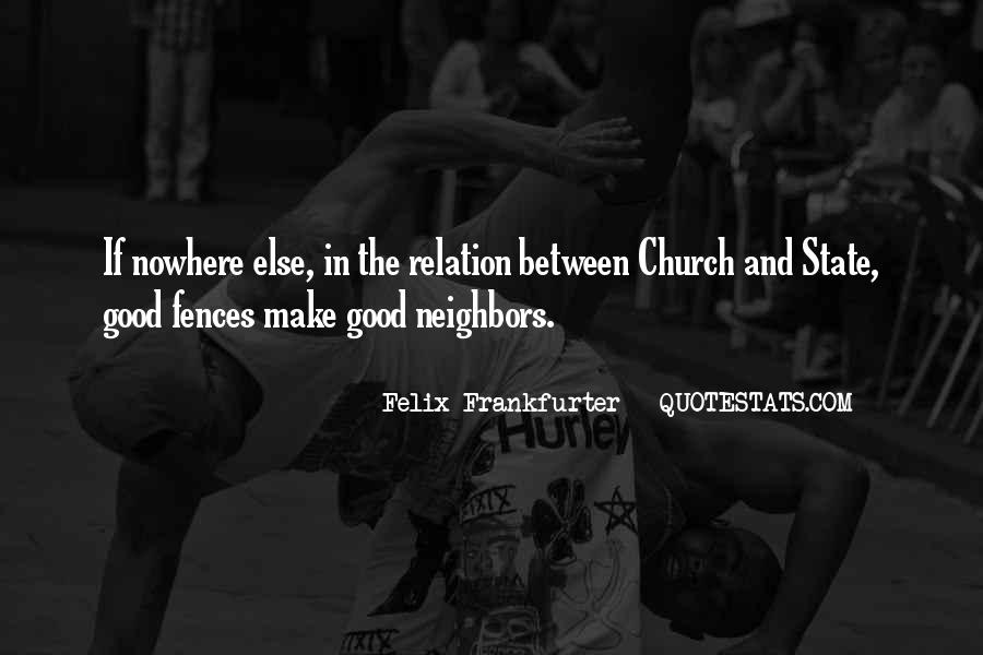 Quotes About The Church And State #143907