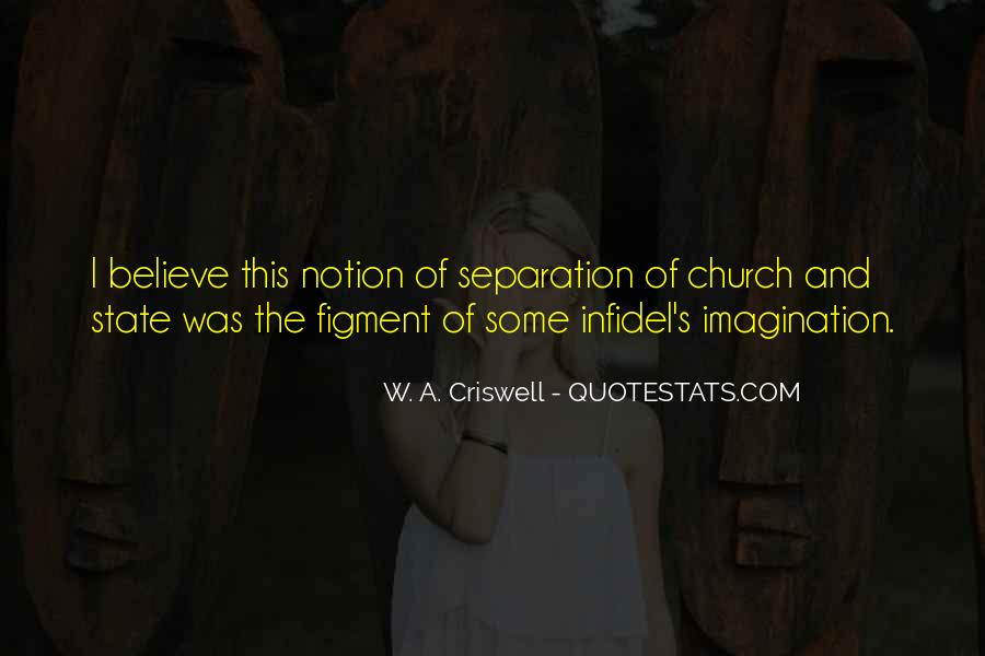 Quotes About The Church And State #15902