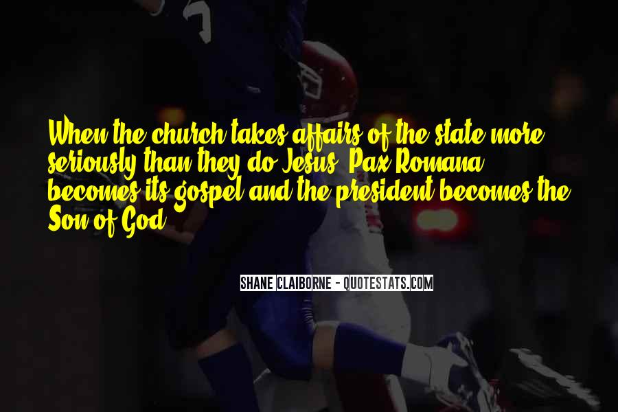 Quotes About The Church And State #164470