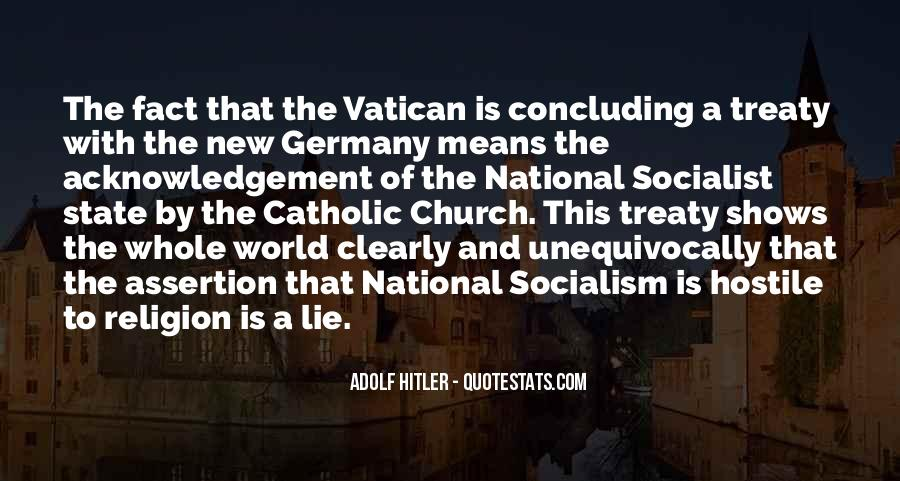 Quotes About The Church And State #19747