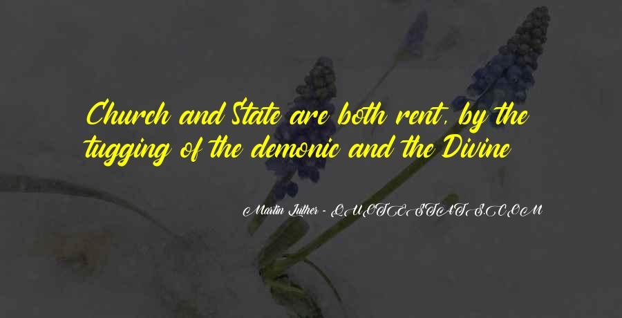 Quotes About The Church And State #240072
