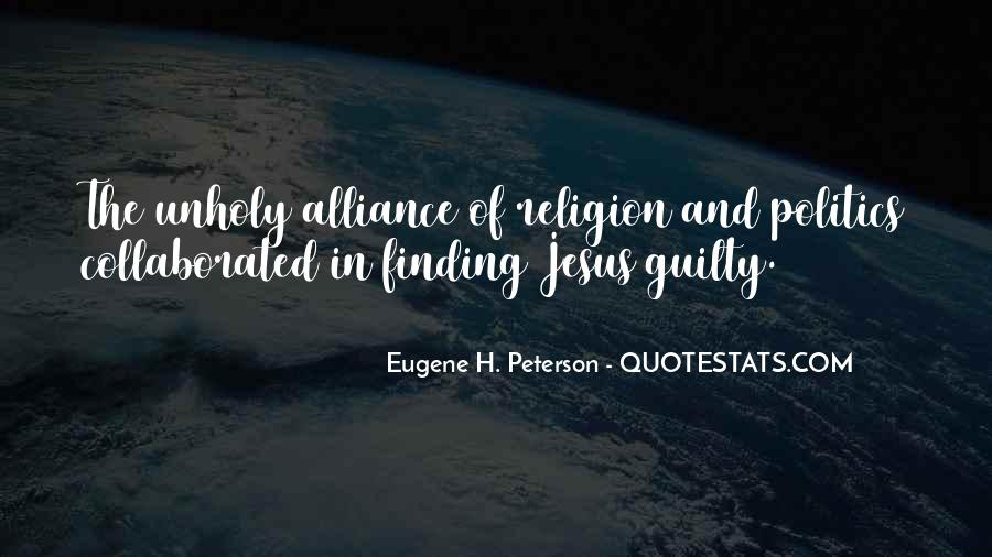 Quotes About The Church And State #248333
