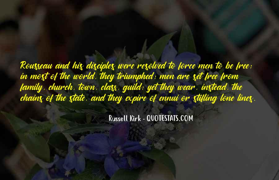 Quotes About The Church And State #281096