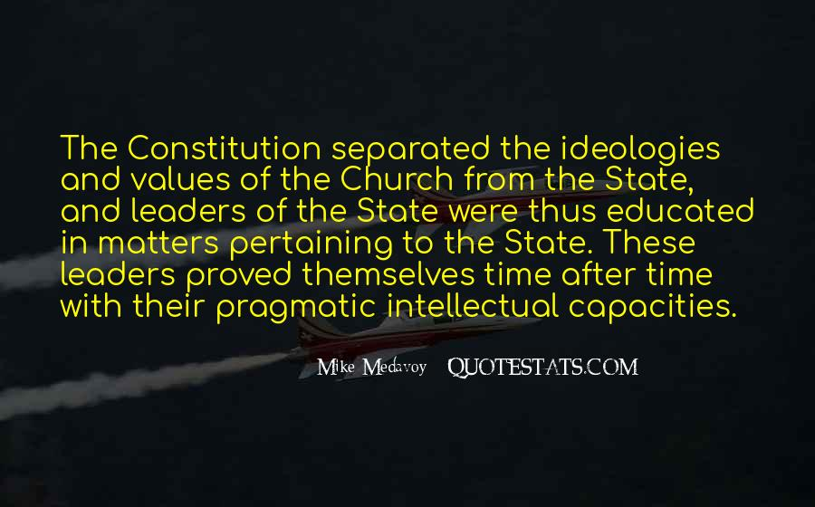 Quotes About The Church And State #28518