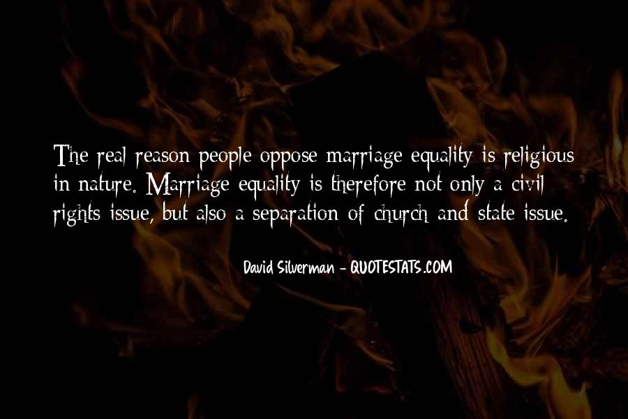 Quotes About The Church And State #348433