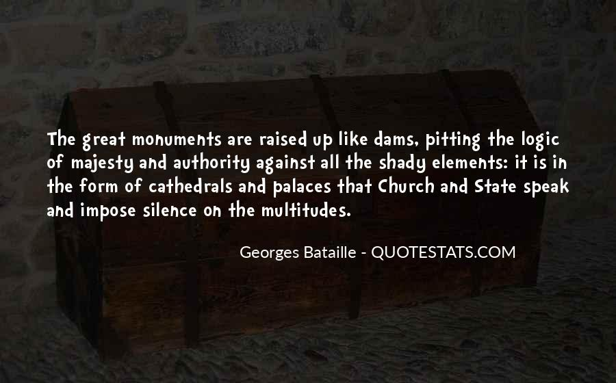 Quotes About The Church And State #416099