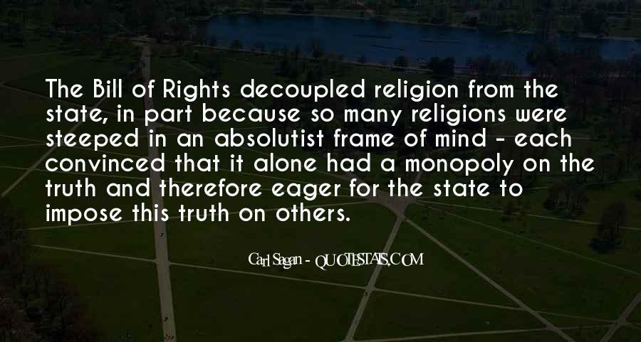 Quotes About The Church And State #454821