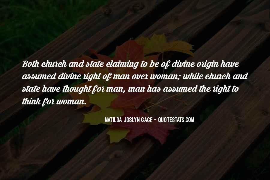 Quotes About The Church And State #498065