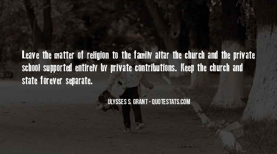 Quotes About The Church And State #509537