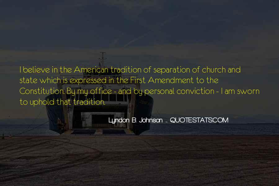 Quotes About The Church And State #534582