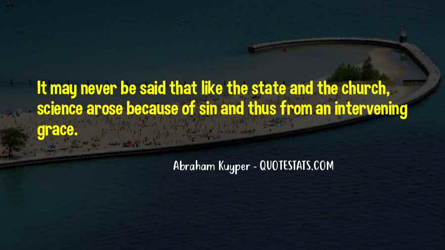 Quotes About The Church And State #535020