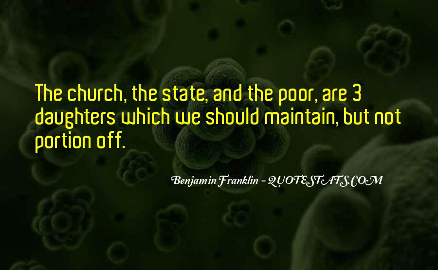 Quotes About The Church And State #66226