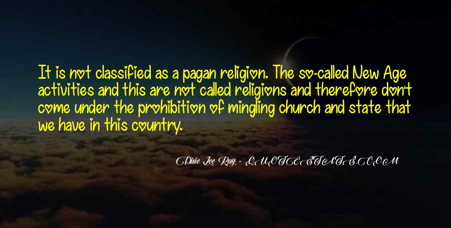 Quotes About The Church And State #66452