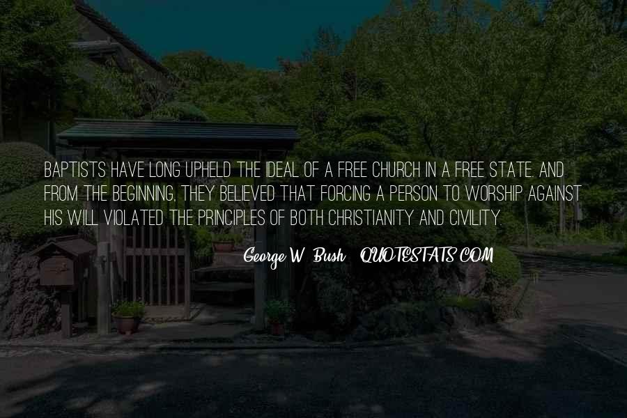 Quotes About The Church And State #665861