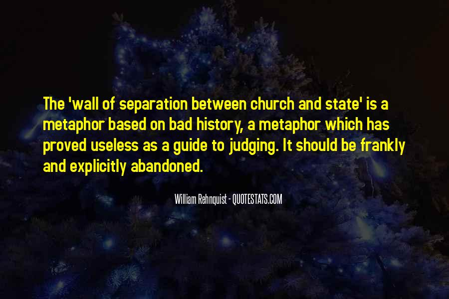 Quotes About The Church And State #741112