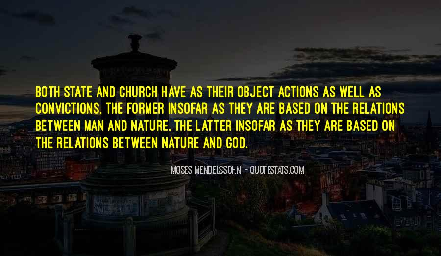 Quotes About The Church And State #745912