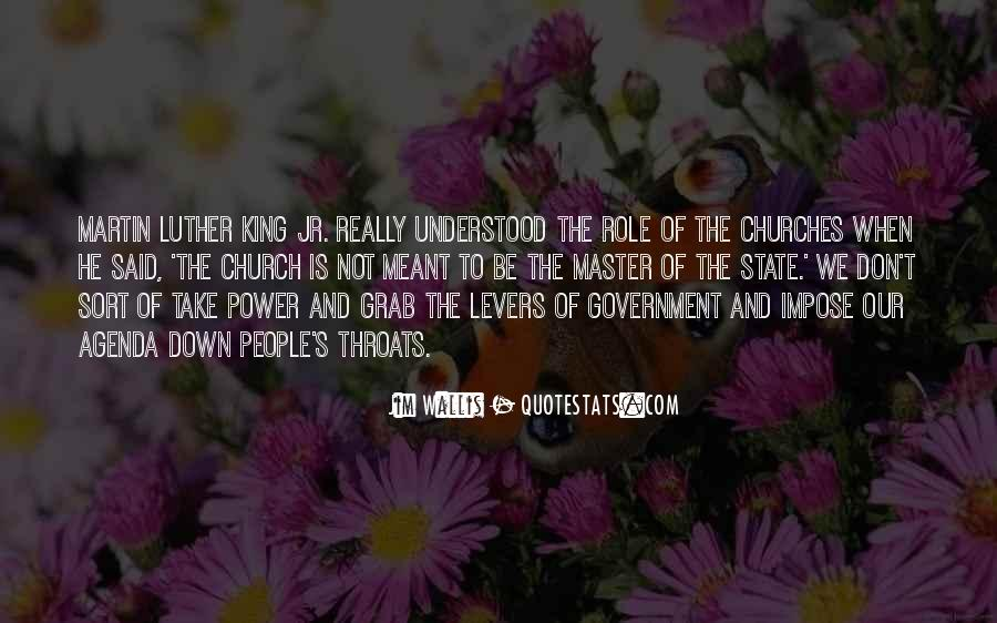 Quotes About The Church And State #801387