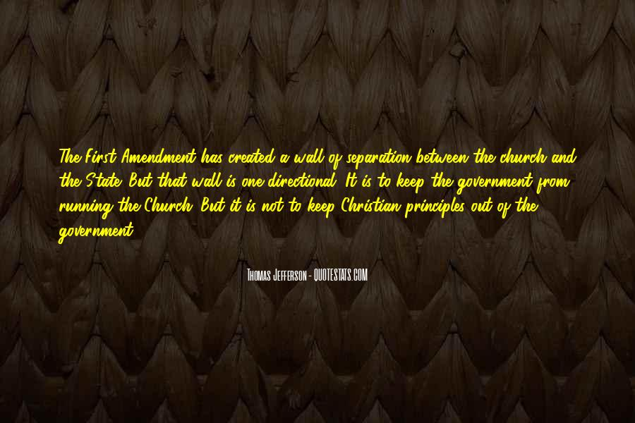 Quotes About The Church And State #817132
