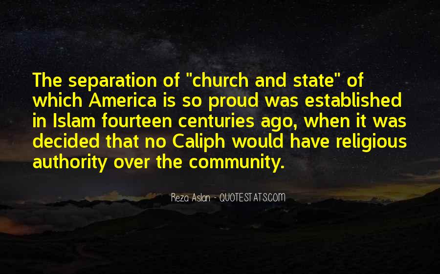 Quotes About The Church And State #94592