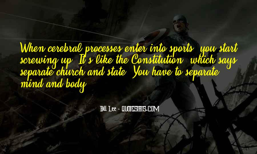 Quotes About The Church And State #99182