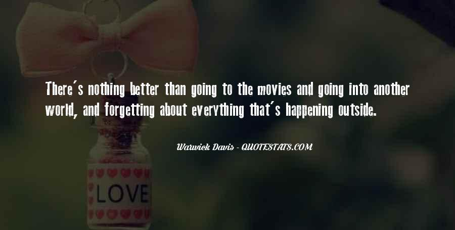 Quotes About Forgetting Everything #1660706