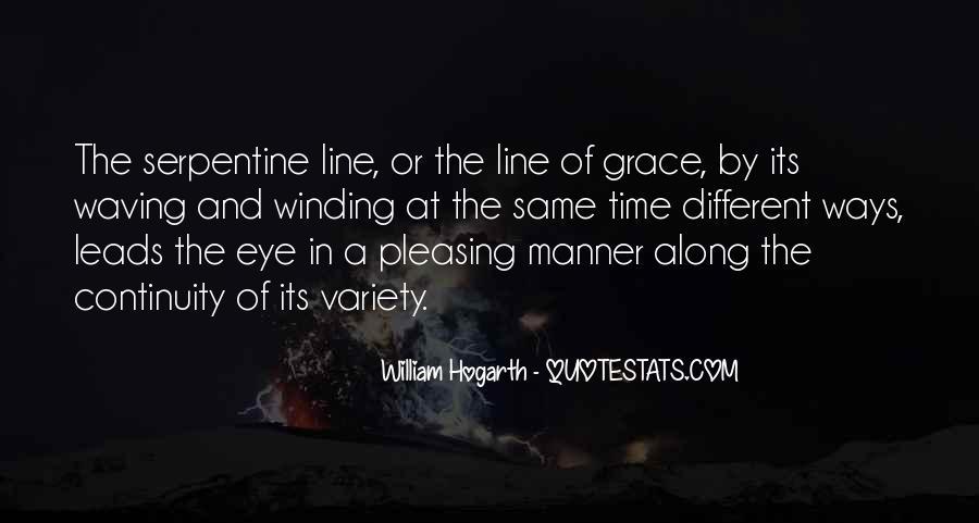 Hogarth Quotes #1744762