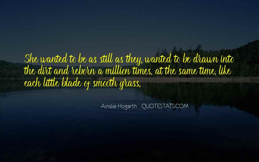 Hogarth Quotes #1773547