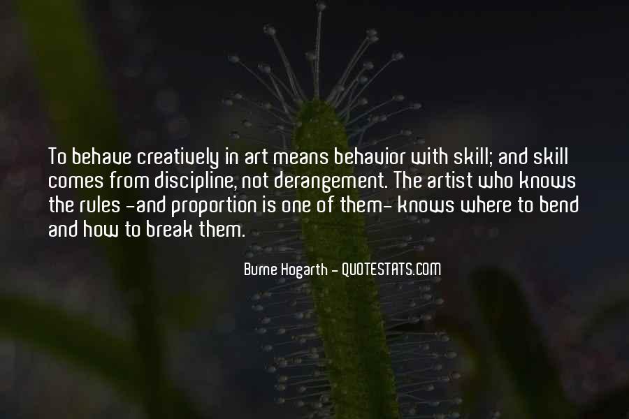 Hogarth Quotes #303840