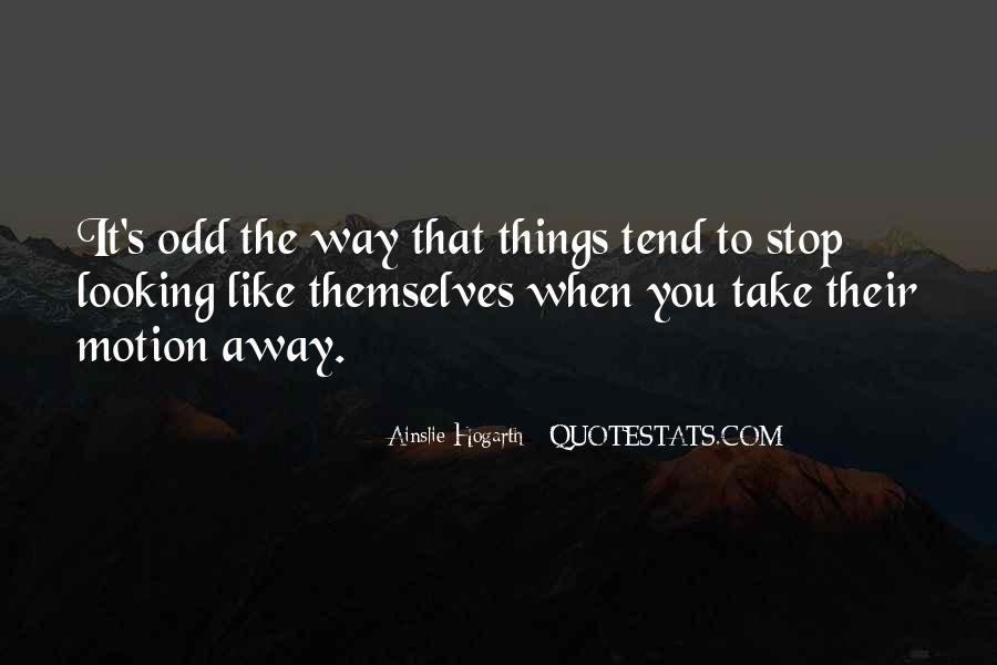 Hogarth Quotes #342092