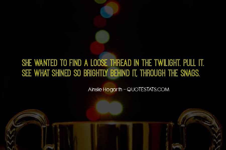 Hogarth Quotes #425151