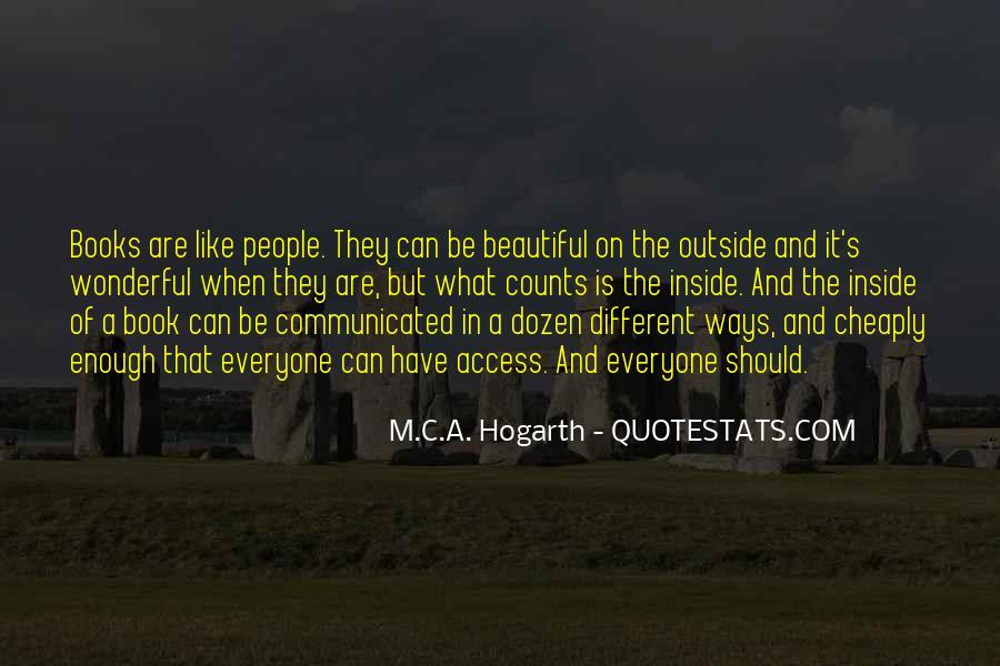 Hogarth Quotes #836313