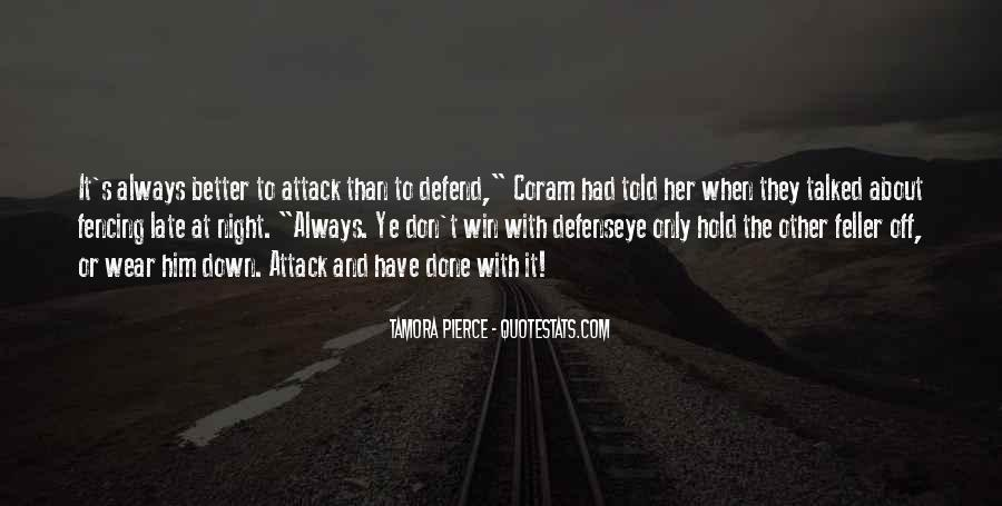 Hold Him Down Quotes #1006422