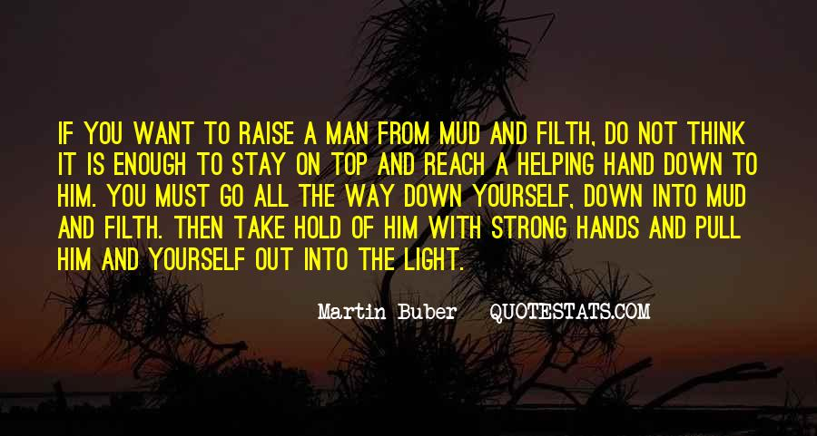 Hold Him Down Quotes #1302325