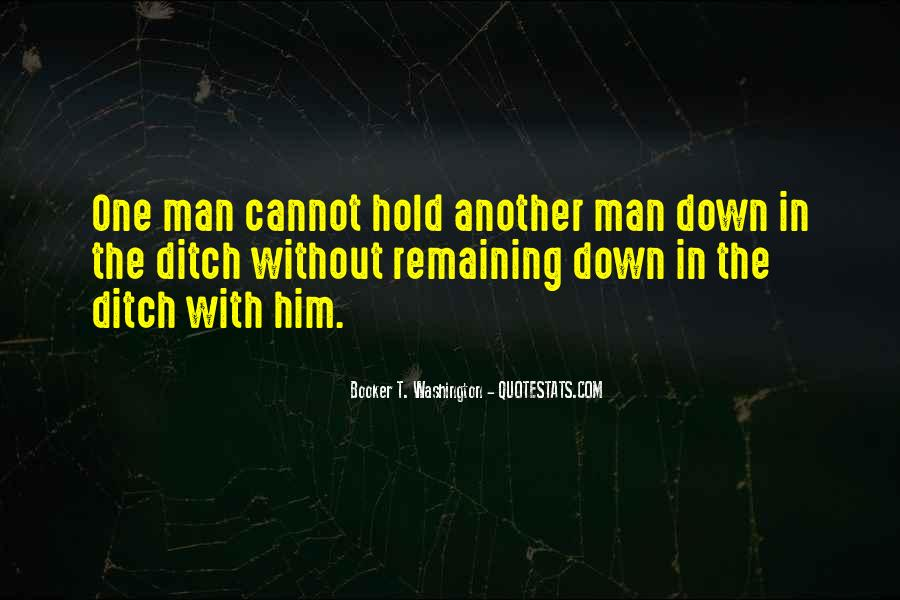 Hold Him Down Quotes #140963