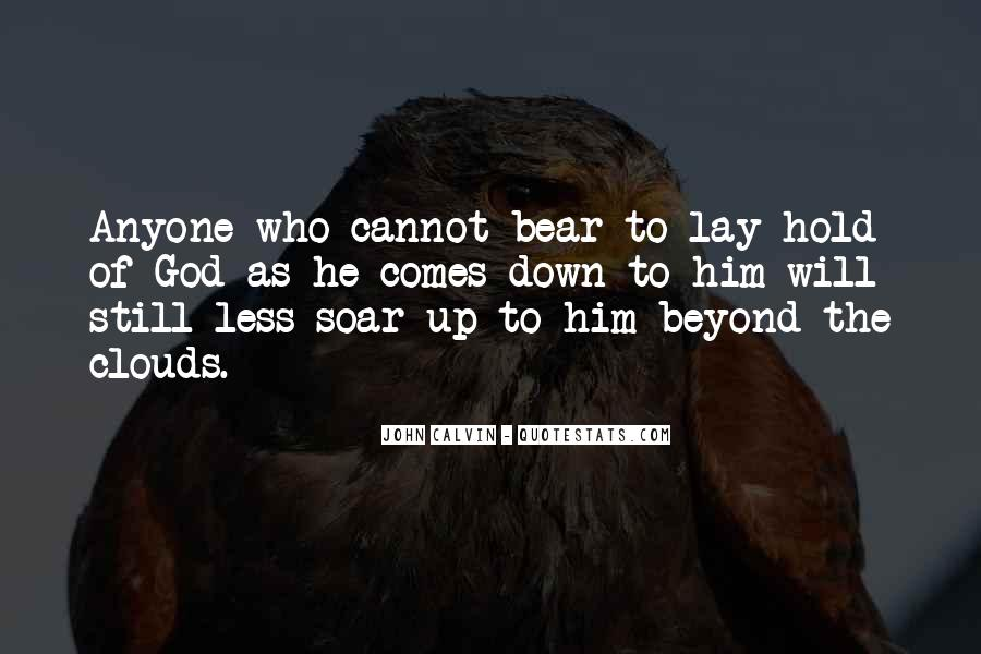 Hold Him Down Quotes #467750