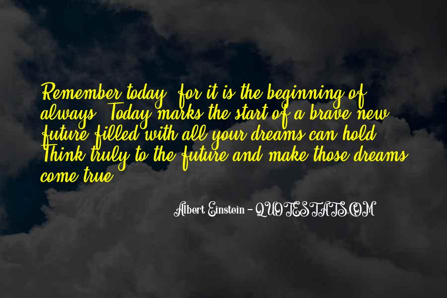 Hold Onto Dreams Quotes #214040